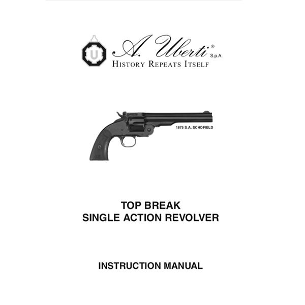 TOP BREAK REVOLVER<br />