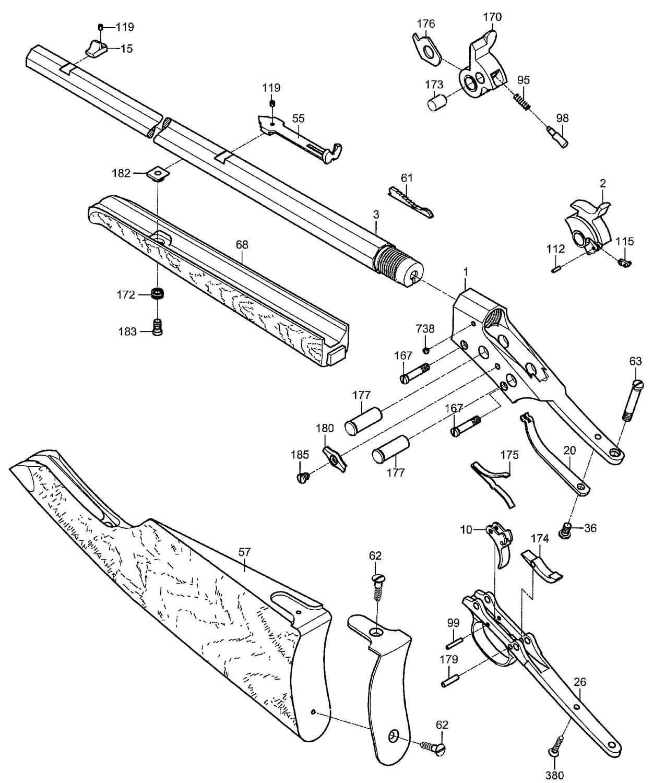 1871 baby rolling block rifle  u0026 carbine