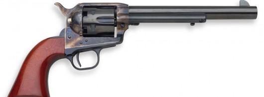 1873 CATTLEMAN NEW MODEL BLACK POWDER bbl. 7 ½″