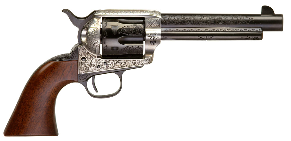 Finishes And Engravings Uberti Replicas Top Quality Firearms